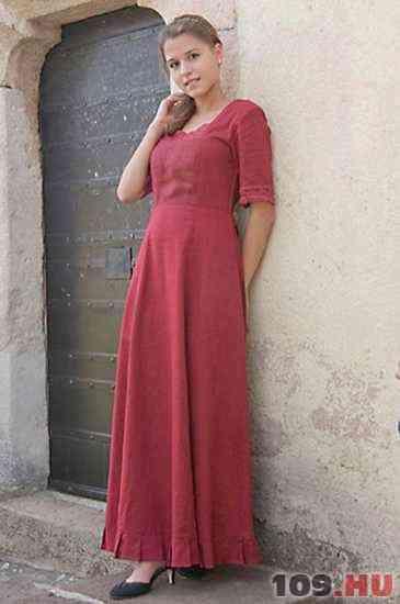 541316cf7b Nyári lenvászon ruhák