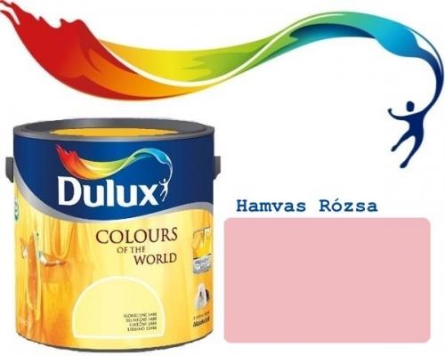 Dulux Világ Színei 36 Hamvas Rózsa 2 3802a3c829