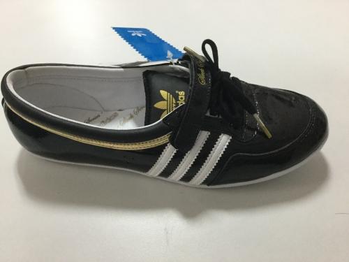 36d48b56a4 Adidas fekete női cipő CONCORD ROUND W
