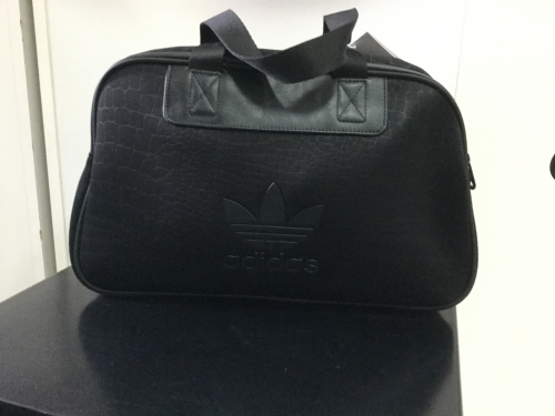248f2ca96809 Adidas fekete táska BOWLING BAG PYT