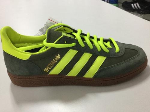 Adidas szürke sportcipő SPEZIAL d7841c0243