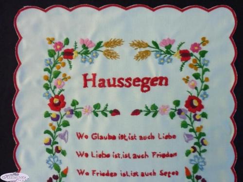 Mint németül