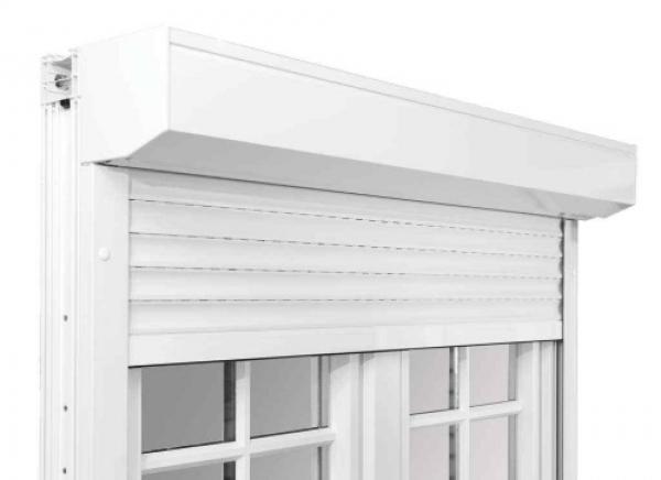 120X150 műanyag ablak redőnnyel