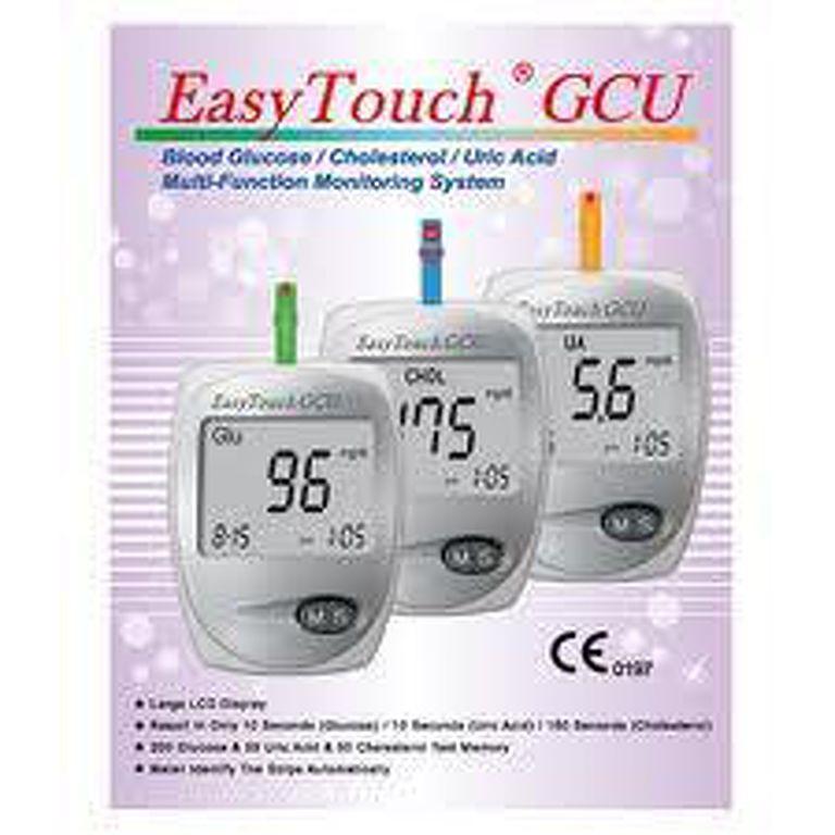 Wellmed EasyTouch GCU vércukormérő ae79ec5be3