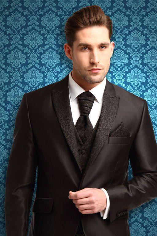 Super Slim esküvői öltöny 2b7cf8ff29