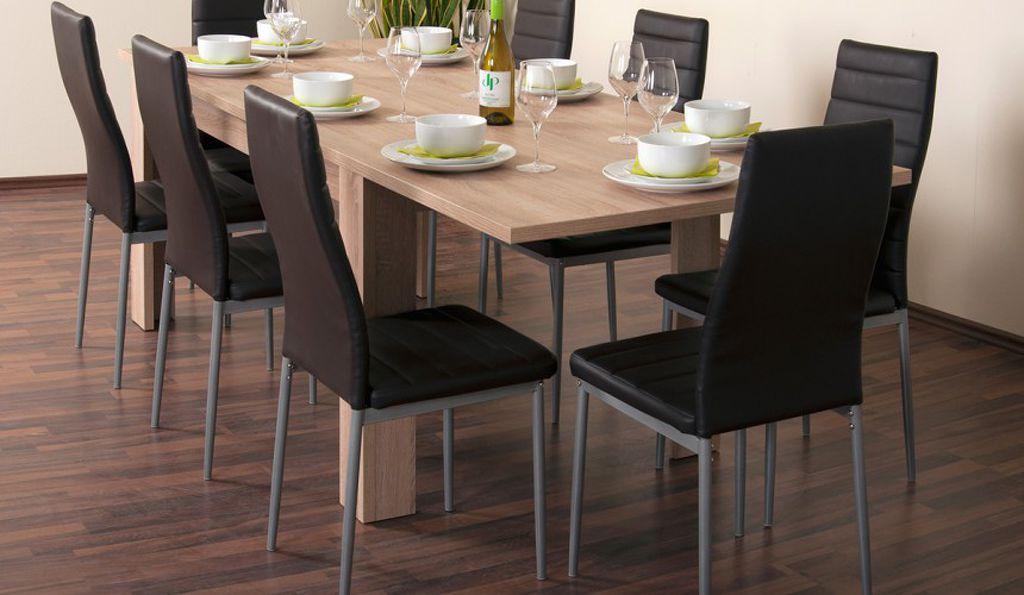Étkezőasztal K230 - 8 személyes (2300x900 mm)
