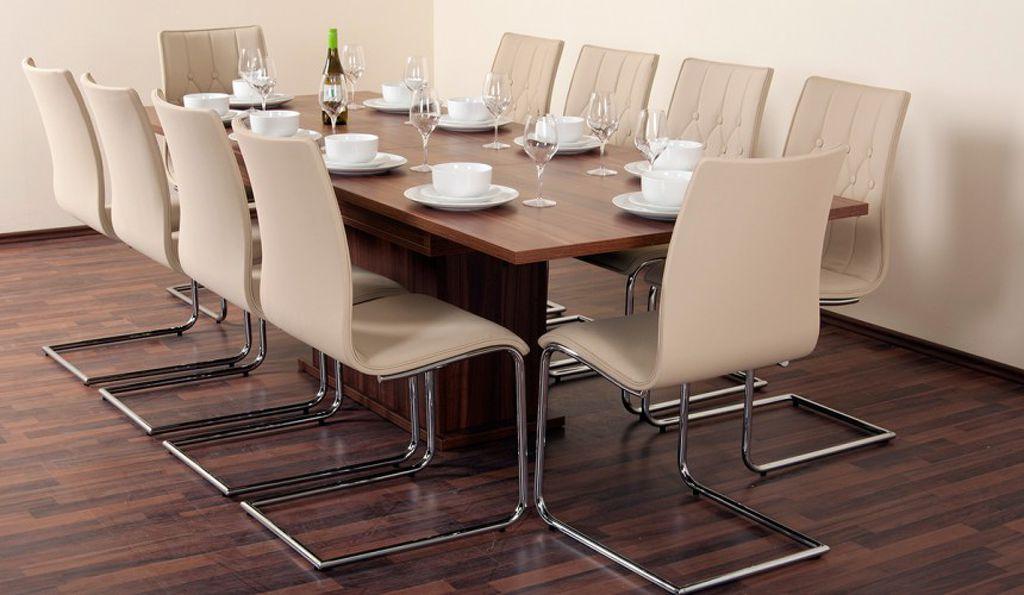Étkezőasztal K260 - 10-12 személyes (2600x1000 mm)
