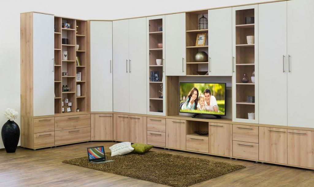 Elemes bútorok, bútorok, ülőgarnitúrák, szekrénysorok ...
