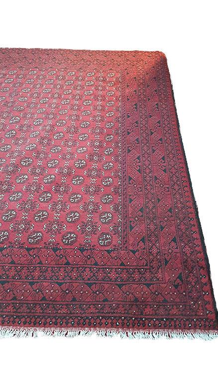 Bochara mintás gyapjú szőnyeg 300 cm x 300 cm  No. 5069  100f774ca5