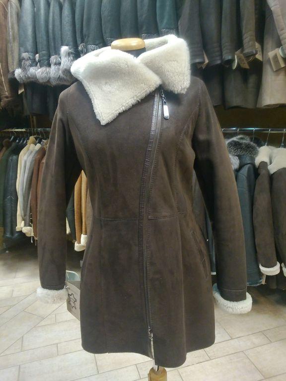 93e3145acc Női irha kabát. Akció!