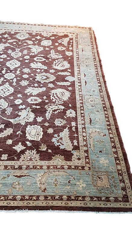 Ziegler gyapjú szőnyeg 276 x 355  No. u1681  51861e8d92