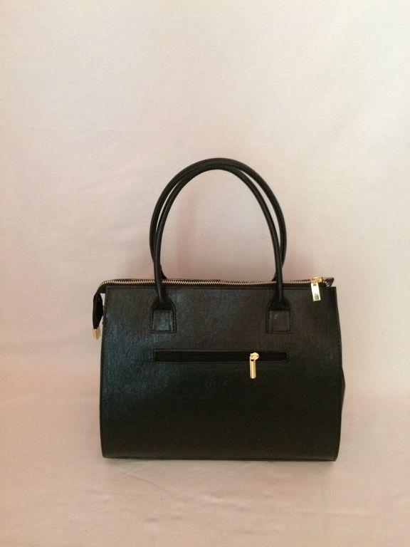 6d55902dcc Via55 fekete-arany -bronz rostbőr női táska