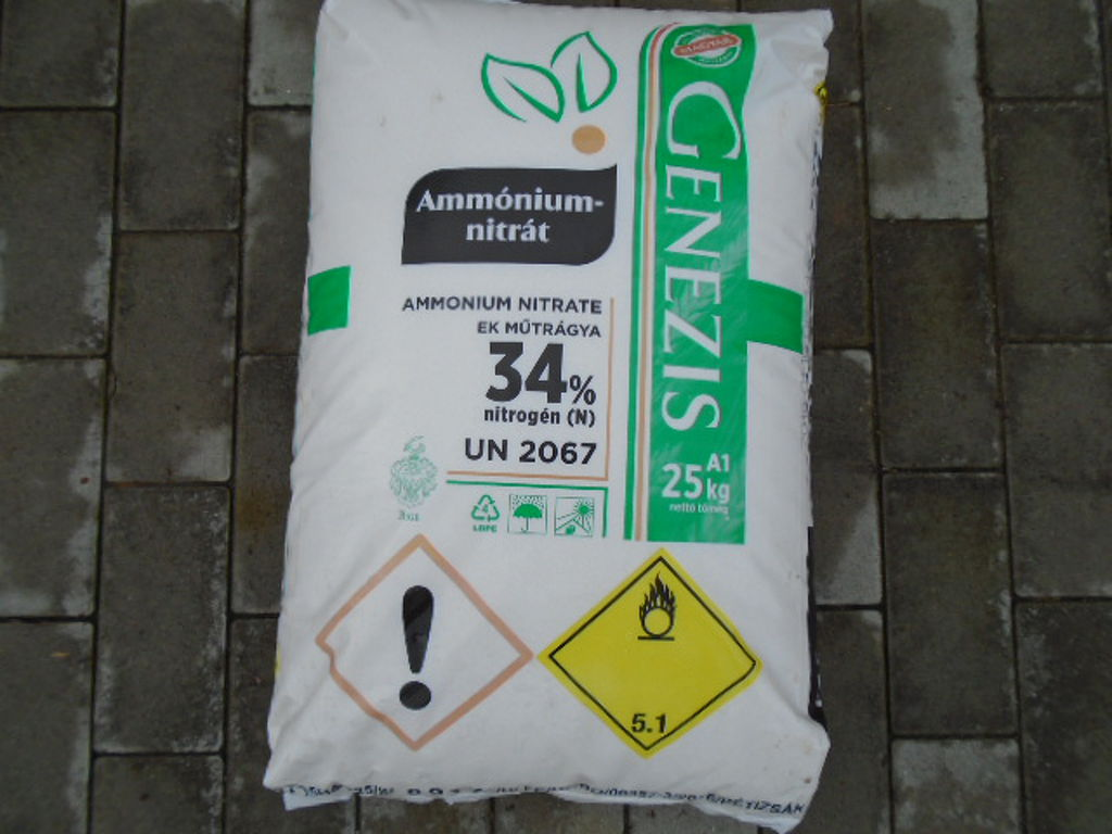Ammonium nitrat