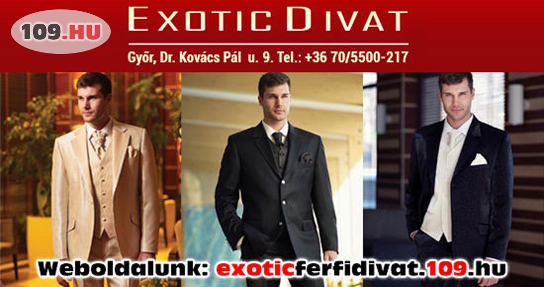 7682523f82 Esküvői férfi öltöny Győr