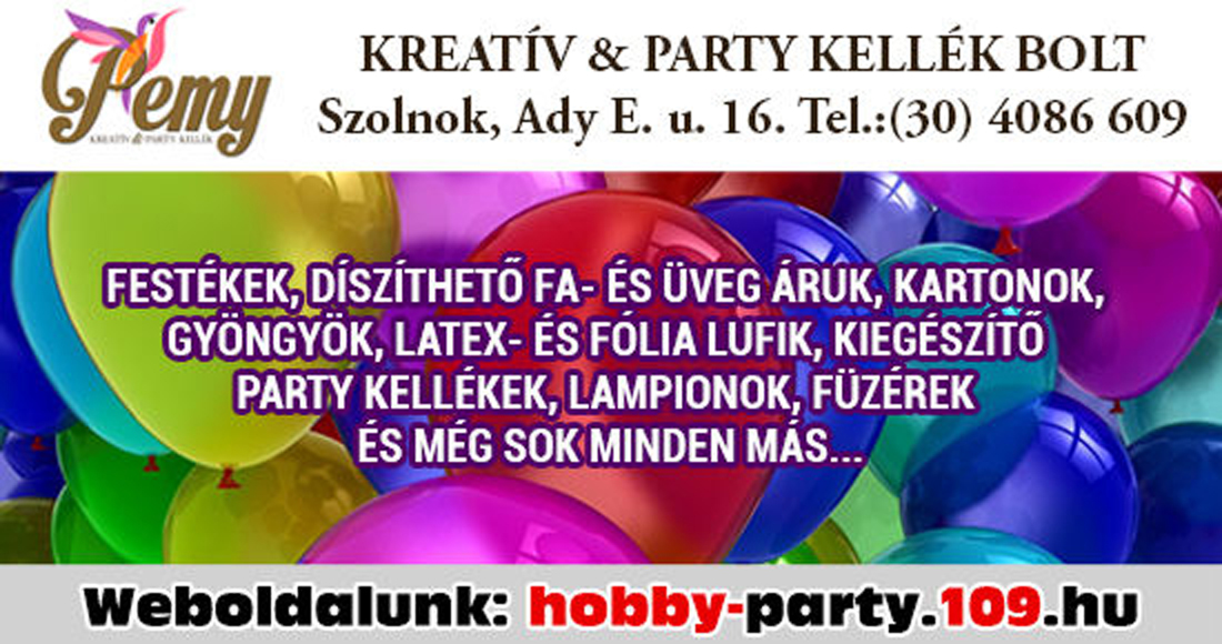Kreatív & Party Kellék