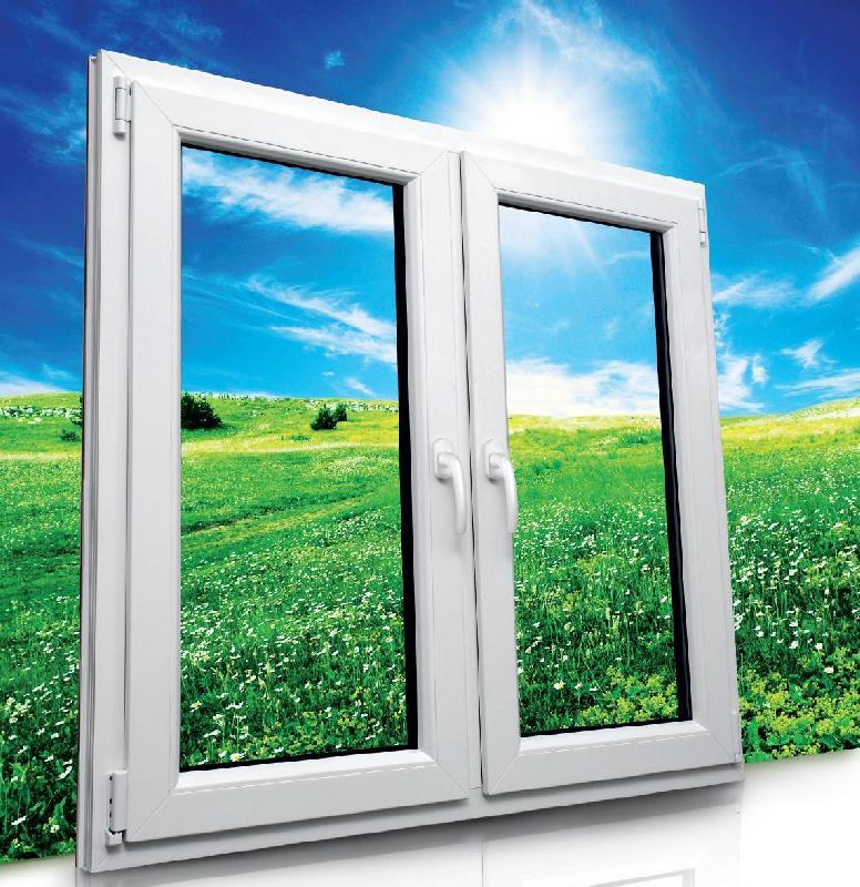 Műanyag ablak nyílászáró,  akciós bukó-nyíló