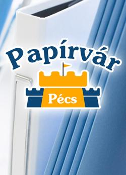 Papír, írószer Pécs - Papírvár