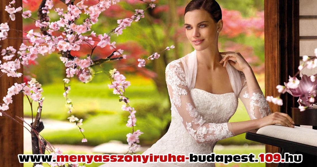 0809bbf04e Menyasszonyi ruha Budapest, Budaörs, Vecsés, Ecser- Glória Esküvői  Ruhaszalon