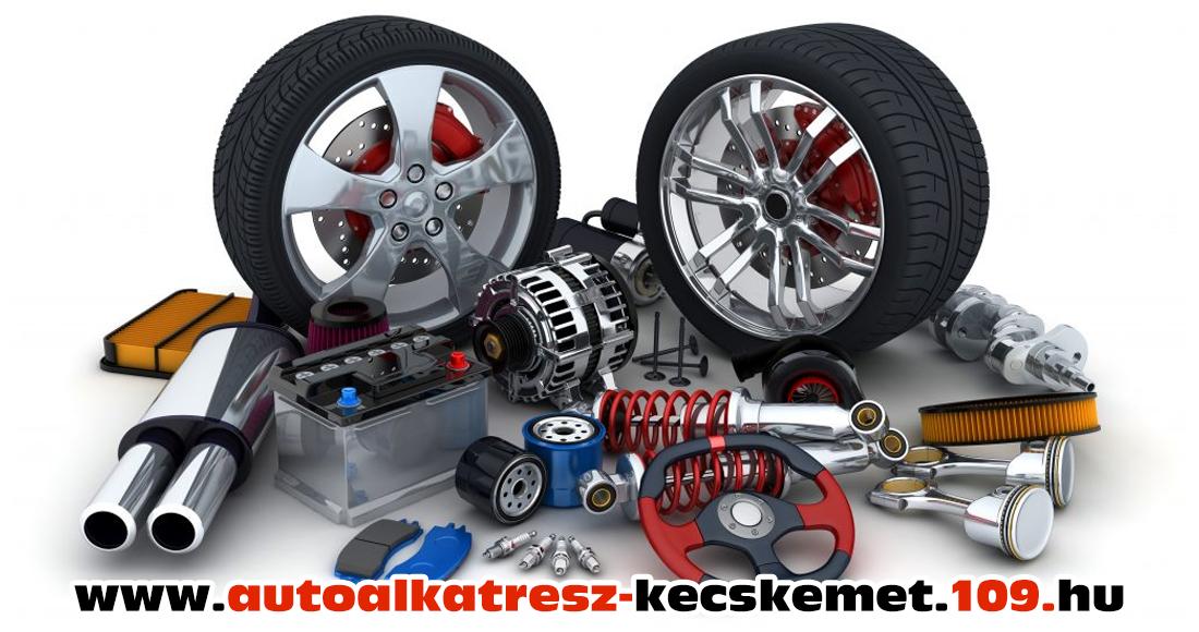 BS 52 Autósbolt - Autóalkatrész Kecskemét - ac12a9a786
