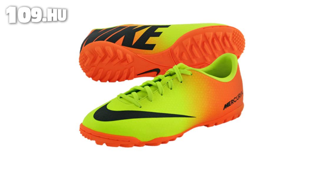 Sportcipő Nike JR Hypervenom Phelon TF gyerek műfüves cipő