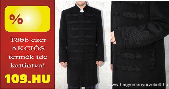Férfi Bocskai kabát 34e3369bf1