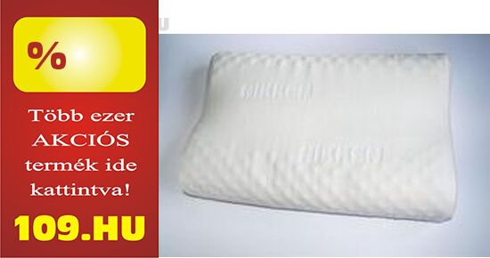 Nikken pihentető alvásrendszer - Párna. Akció! 4984c25523